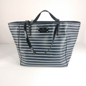 Kate Spade City Stripe Sydney Tote Bag
